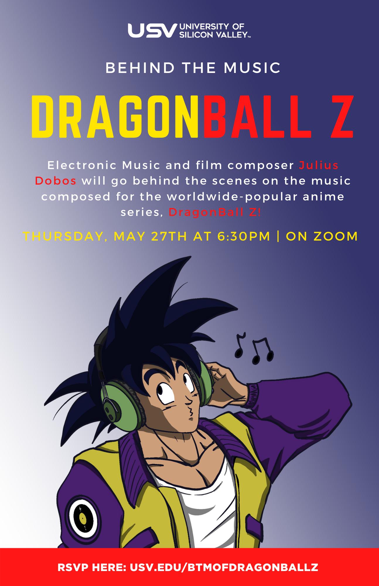 DragonBallZ - Flyer